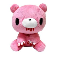 Neon Katt, Dibujos Cute, Cute Stuffed Animals, Cute Plush, Creepy Cute, Plushies, Aesthetic Anime, Hello Kitty, Bear