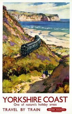 British rail poster 1959