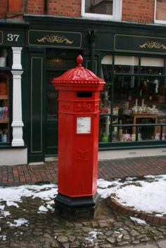 This Victorian Post Box is outside Mottrams fabulous kitchen Wares shop 37 the Pantiles . Antique Mailbox, Vintage Mailbox, Sketchbook Challenge, Telephone Booth, Living In England, Mail Boxes, Going Postal, Tunbridge Wells, Red Bus