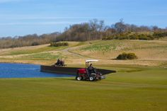 Fairways and Approaches cut on The International course