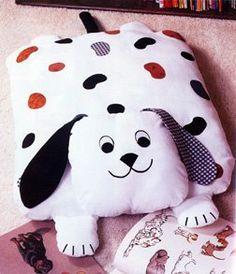 una preciosa y confortable almohada