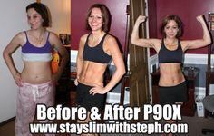 p90x2 results women - HD1500×957