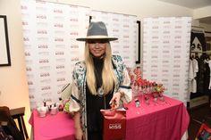 Alli Simpson #celebrity #emmys2015 #giftlounge #imPRESSmanicure #kissnails #kisslashes
