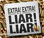 """Big media lying about US government's purchases of over 1.4 billion rounds of anti-personnel ammunition. To be used to protect the """"government"""" from the """"people"""".    Learn more: http://www.naturalnews.com/036847_ammo_purchases_government_stockpiling_media_lies.html#ixzz23y7JsFSu"""