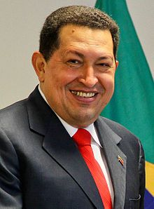 President of Venezuela - Hugo Rafael Chávez Frías(1954-2013) He was the leader of the Fifth Republic Movement from its foundation in 1997 until 2007, when it merged with several other parties to form the United Socialist Party of Venezuela (PSUV), which he led until 2012.