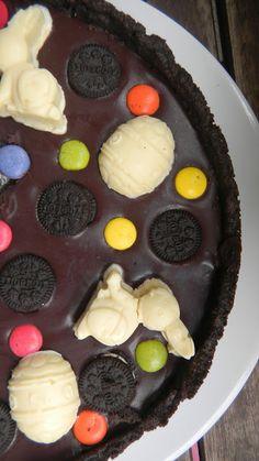 Muerte por chocolate o tarta de oreo. Natali's cooking
