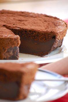 Gâteau Magique au Chocolat...♡