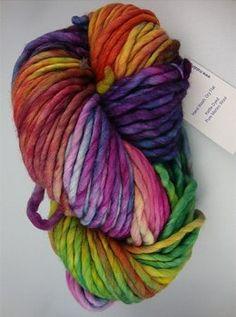 The Knitting Shop (UK) I freakin love Malabrigo yarn! Crochet Yarn, Knitting Yarn, Knitting Patterns, Yarn Thread, Yarn Stash, Yarn Inspiration, Spinning Yarn, Yarn Bombing, Yarn Ball