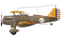 Curtiss P-6E Hawk | Silver Wings
