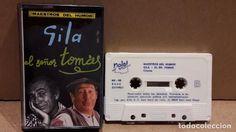 MAESTROS DEL HUMOR. GILA / EL SEÑOR TOMÁS. MC / NOLA-PAMPLONA - 1989 / LUJO.