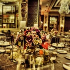 A wedding at Shangri La,İstanbul by KM Events