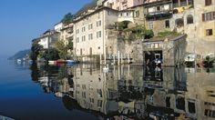 The Olive Tree Trail in Gandria - Switzerland Tourism, Lugano