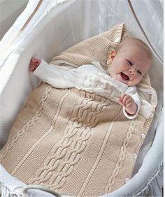 rosa o Cream Dormir bebé saco de pequeño príncipe o pequeña princesa 70 azul