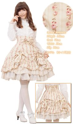 Bodyline skirt    I think I like this even more than the dress version.    http://www.bodyline.co.jp