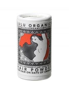 Blow-out Addict Gift Guide: LULU ORGANICS HAIR POWDER, #natural powder, #beauty gifts.