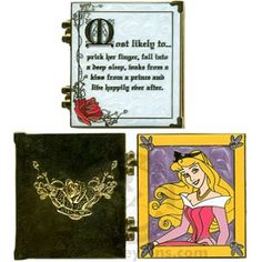 Disney Pin Trading University - Most Likely To - Princess Aurora