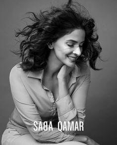 What a powerful and Brilliant Actress is Saba Qamar! Yet her innocent look bring out a smile on face portrait shot of Saba Qamar! #Beautiful #SabaQamer #BlackAndWhite #Series #KashifRashid #Photography #PakistaniActresses #PakistaniCelebrities