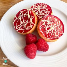 1 Syn Each 'Raffa' Cakes | Slimming World