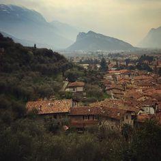 """""""#AltoGarda dall'oliveto  #Arco  #Trentino"""""""