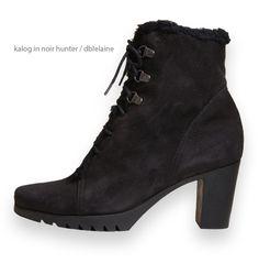 Kalog in noir hunter/dblelaine