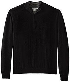 Mega Shop | Cutter & Buck Men's Broadview Half Zip Sweater