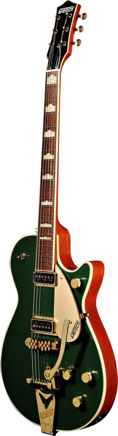 Gretsch Duo Jet in Cadillac Green