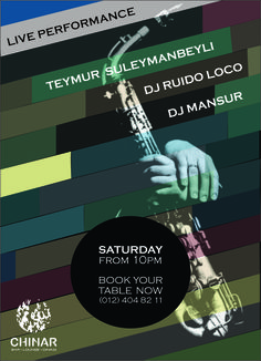 #Friday #Saturday #dj #mansur #RuidoLoco #music #enjoy #pinterest