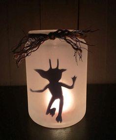Harry Potter Cornish Pixie Lichterkette Kerze-Halter