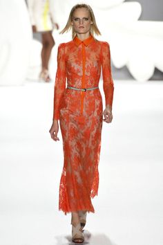 Carolina Herrera Spring 2013 Ready-to-Wear Collection Photos - Vogue