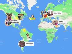 Why advertisers should pay attention to Snapchat's new maps feature (SNAP) - Snapchat is putting together the building blocks for a powerful location-based ad business, Oppenheimer analyst Jason Helfstein wrote in a note to clients on Monday.  The recently introduced Snap Map feature allows any Snapchat user to see where their friends are on a map of the world. It also shows crowdsourced videos and photos, or snaps, that are shared from specific locations.  Oppenheimer's Helfstein believes…