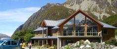 Aoraki Mt Cook Alpine Lodge: New Zealand