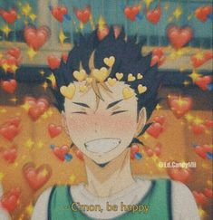 Haikyuu Nishinoya, Haikyuu Anime, Haikyuu Wallpaper, Cute Anime Wallpaper, Kawaii Anime, Cute Love Memes, A Silent Voice, Cute Anime Pics, Anime Wolf
