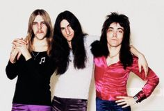 RUSH 1974, with John Rutsey on the drums.