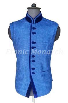 Trendy Blue Jacket