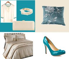 Blue Tones, created by welovelinen on Polyvore