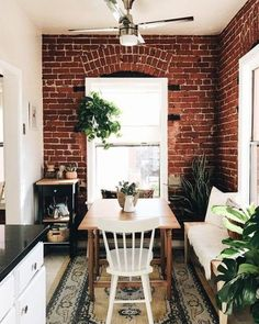 Kitchen Nook - Genius Ways To Use Rugs In Even The Smallest Of Apartments - Photos