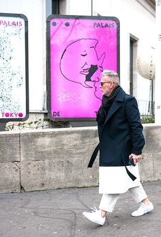 Street-style and fashion trends Nick Wooster, Men Street Look, Street Style, Le Male, Best Mens Fashion, Mens Fall, Mode Style, Men Looks, Stylish Men
