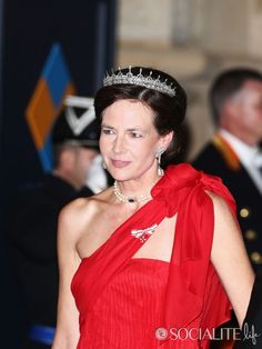 The Royal Fanzine - Royal Ladies of Luxembourg:  Princess Diane of Luxembourg (formerly Diane De Guerre), second wife of Prince Jean of Luxembourg