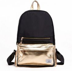backpack for teenager on sale at reasonable prices, buy Gold Color Women Nylon Backpack For Teenager Girls Bagpack Women Mochila Feminina Casual School Shoulder Bags Waterproof from mobile site on Aliexpress Now! Cute Backpacks, School Backpacks, Teen Backpacks, Backpack For Teens, Backpack Bags, Fashion Bags, Fashion Backpack, Bags For Teens, Little Bag