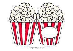 Cinema Invitation: Print template for popcorn card and clapperboard – Invitation 2020 Cactus Wall Art, Cactus Print, Fun Wedding Invitations, Birthday Invitations, Kids Christmas Pjs, Cactus Photography, Digital Print, Handmade Christmas Gifts, Stampin Up Christmas
