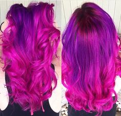 I live for hair like this