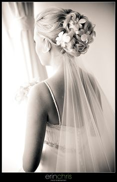 Image Detail for - Beach Wedding Flower Hairstyles | Wedding Flowers