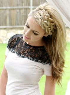 Magnetic Older women hairstyles braids,Asymmetrical hairstyles back view and Boho hairstyles peinados. Easy Summer Hairstyles, Little Girl Hairstyles, Hairstyles With Bangs, Brunette Hairstyles, Shag Hairstyles, Trendy Hairstyles, Natural Hairstyles, Simple Braided Hairstyles, Casual Hairstyles For Long Hair
