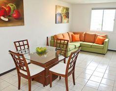 Sala Comedor Pequeños Modernos : Salas y comedores pequeños que comparten espacio con estilo