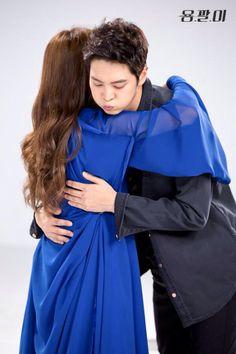 Yong Pal - Joo Won & Kim Tae Hee Lee Shin, Yong Pal, Korean Drama Series, Hyun Kim, Kim Tae Hee, Joo Won, Hallyu Star, Win My Heart, Korean Actors
