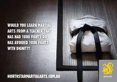 Northstar Ju Jitsu is the art of peace. #selfdefence