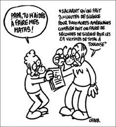 Charb pour les cahiers pédagogiques