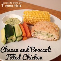 Cheese and Broccoli Filled Duets {Thermomix} Belini Recipe, Chicken Broccoli Cheese, Cooking Recipes, Healthy Recipes, Lunches And Dinners, Main Meals, Food Hacks, Family Meals, Carne