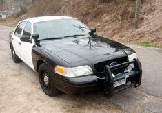 2008 Ford Crown Victoria Police Interceptor 2008 Crown Victoria Police Interceptor P71 LOW MILES LOW IDLE HRS