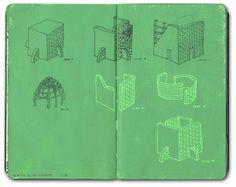 Bryce Wymer Process blog: St. Augustine { Sketchbook }